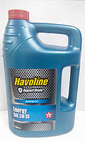Масло моторное TEXACO HAVOLINE ENERGY 5W30 5л