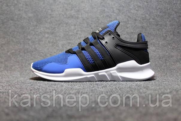 Синие кроссовки Adidas Equipment для мужчин.копия