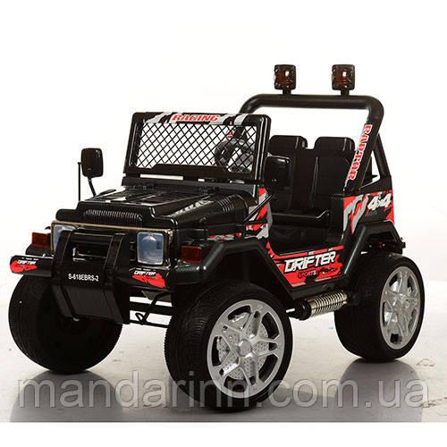 Детский электромобиль Джип Bambi S-618EBRS-2