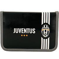 """Пенал - книжка """"AC Juventus"""" JV17-621, ТМ Kite"""