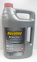 TEXACO HAVOLINE ULTRA S 5W40 4л