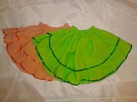Детская юбка на девочку 4-5 лет