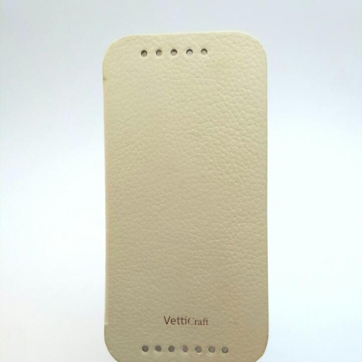 Чехол книжка для телефона HTC One M 8 белый, защитный чехол для смартфона.