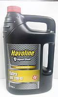 TEXACO HAVOLINE EXTRA 10W40 4л