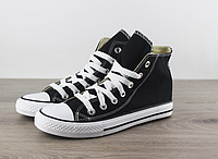 Кеды высокие Converse Chuck Taylor All Star Black High Top