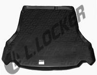 Резиновый коврик в багажник Daewoo Lanos 09- HB ZAZ Lada Locer (Локер)