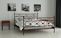 """Кровать металлическая """"Бриана"""" 80х200(190)"""