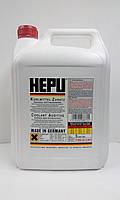 Охлаждающая жидкость HEPU антифриз-концентрат G12 5л