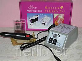 Фрезер для маникюра и педикюра Lina Mercedes2000, 20000 об/мин
