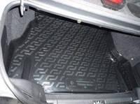 Резиновый коврик в багажник Daewoo Nexia 05- Lada Locer (Локер)