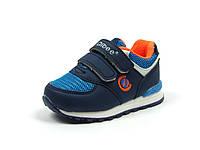 Детская обувь кроссовки Clibee:F-599 тем.Синий.