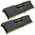 """Память Corsair DDR4 8GBx2 2400MHz DIMM CMK16GX4M2A2400C14 """"Over-Stock"""" Б/У, фото 2"""