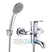 Смеситель для ванны и душа Zegor Z65-EKA3-A110