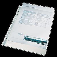 Файлы глянцевые A4 Esselte, 105 мик., 100 шт.