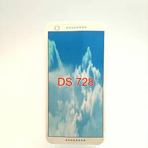 Чехол для телефона HTC Desire 728 белый, защитный чехол для смартфона.