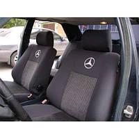 ЧЕХЛЫ НА СИДЕНЬЯ  ELEGANT Mercedes W203(C-class)(дельная) 2000 -2006