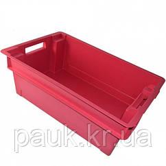 Ящик для продуктів 600х400х200мм, ящик для молочної продукції