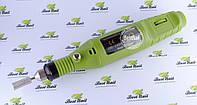 Фрезер маникюрный 15000 об/мин (зеленый)
