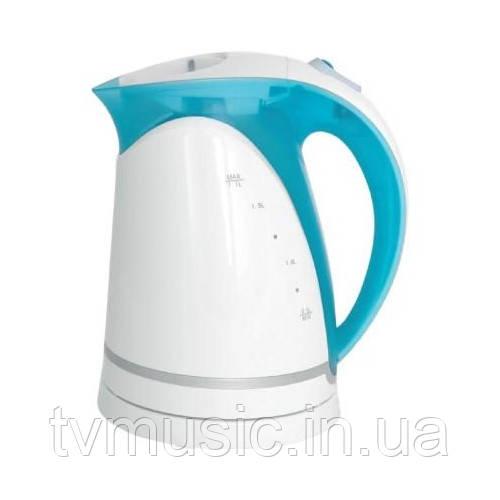 Электрочайник Mystery MEK-1616 White Aqua