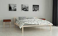 """Кровать металлическая  """"Вента"""" 80х200(190)"""