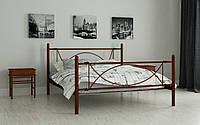 """Кровать металлическая   """"Роуз"""" 80х200(190)"""