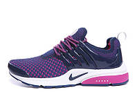 Женские кроссовки Nike Air Presto TP QS Flyknit Purple, фото 1