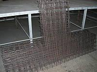 Сетка сварная кладочная ВР1 Ф4 200х200 1х2 м