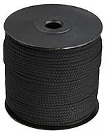 Линь для подводного ружья Lanex Polyamide черный 1,8 мм 105 кг