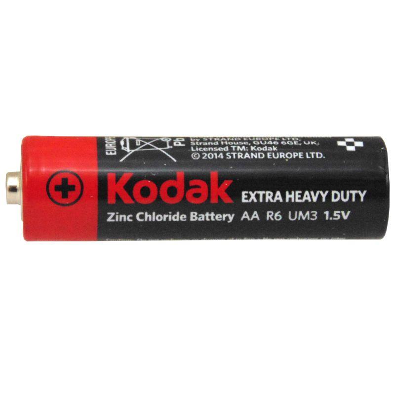 Батарейки Kodak R06 (AA) 1,5 V