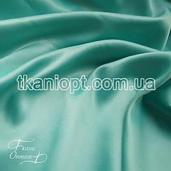Ткань Атлас королевский (мята)