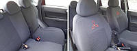 ЧЕХЛЫ НА СИДЕНЬЯ  ELEGANT Mitsubishi Colt 3D c 2007