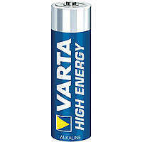 Батарейка VARTA Alkaline LR6 AA High-Energy
