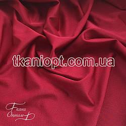 Ткань Бифлекс блестящий (бордовый)