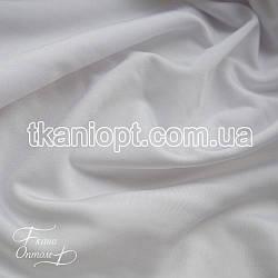 Ткань Бифлекс блестящий (белый)
