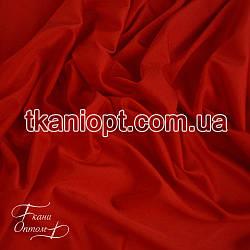 Ткань Бифлекс блестящий (красный)