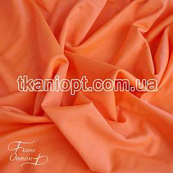 Ткань Бифлекс блестящий (оранжевый)