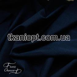 Ткань Бифлекс блестящий (темно-синий)