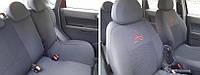 ЧЕХЛЫ НА СИДЕНЬЯ  ELEGANT Mitsubishi Lancer X Sportback c 2008