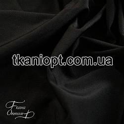 Ткань Бифлекс блестящий (черный)