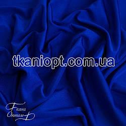Ткань Бифлекс блестящий (электро-синий)