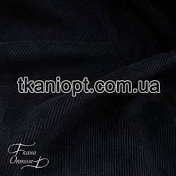 Ткань Вельвет (темно-синий)