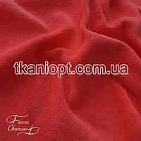 7c224070a83802f Ткань Велюр хб (ярко коралловый), цена 139,20 грн./м, купить в Харькове —  Prom.ua (ID#340824635)