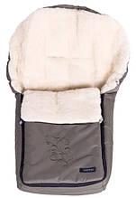 Зимовий конверт Womar з вишивкою Siberia № 28 колір 7 кольору хакі
