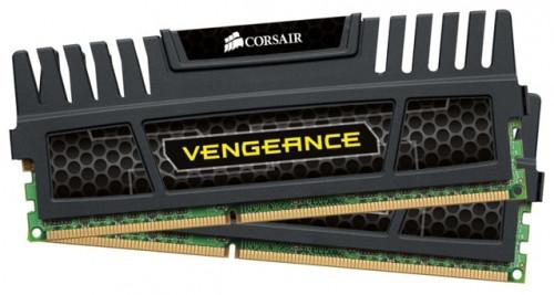 """Память Corsair DDR3 4GB 1600MHz DIMM CMZ8GX3M2A1600C9 """"Over-Stock"""" Б/У"""