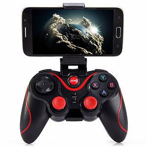 Bluetooth-джойстик геймпад Териос S3, Terios S3 чорний