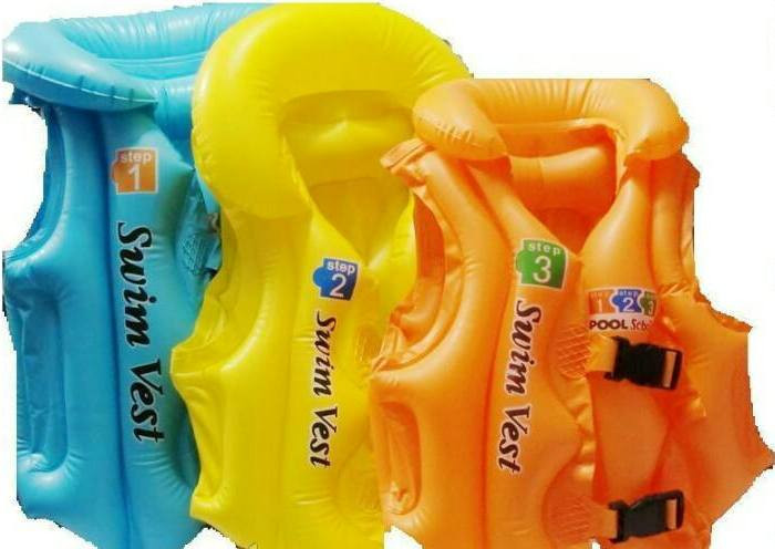 Жилет детский надувной BT-IG-0005, фото 1