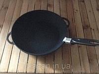 Сковородка чугунная со съемной ручкой 300х60мм