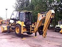 Аренда экскаватора погрузчика Caterpillar 428F