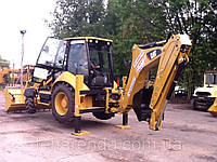 Аренда экскаватора погрузчика Caterpillar 428F, фото 1