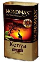 Подарочный чай Мономах Кения (Kenya Tea), тубус, 100 г